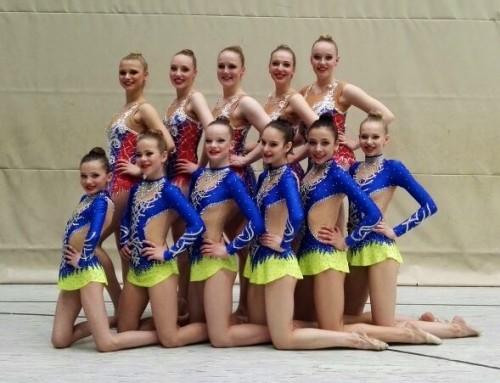 Erfolgreiche Generalprobe der TG-Gymnastinnen vor dem Deutschen Turnfest