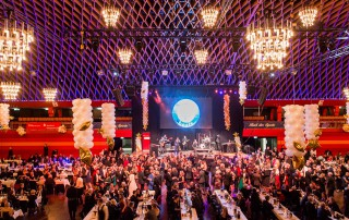 Ball des Sports 2019; Foto: Peter Leßmann