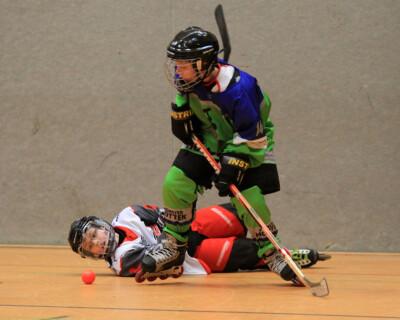 Inlinehockey -